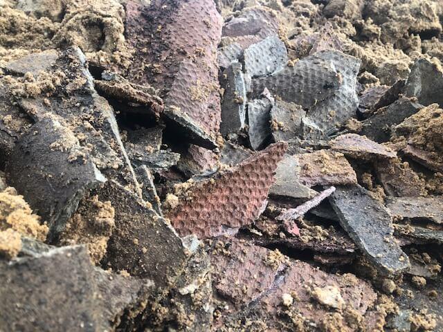 asbest schadelijke stoffen in bodem