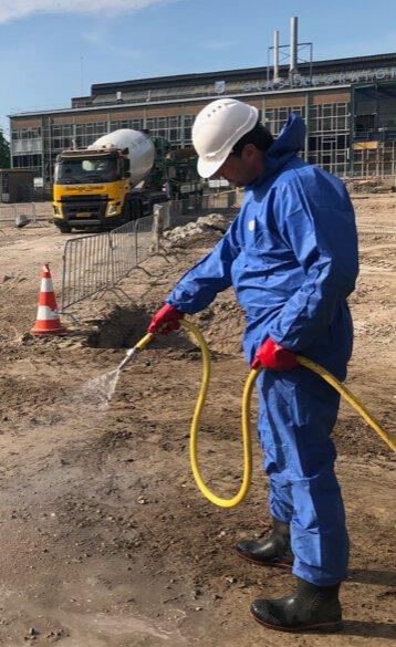 DLP neemt maatregelen in verband met bodemvocht _10%
