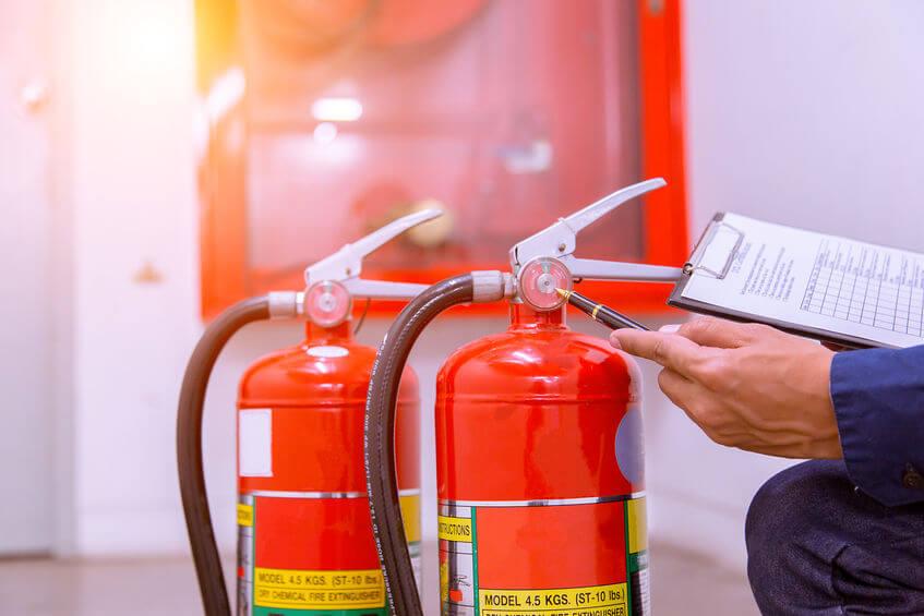 Brandwacht inhuren
